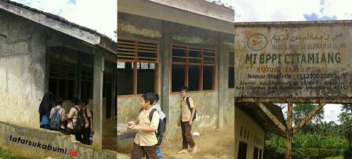 Madrasah Ibtidaiyah Citamiang - Ciambar Butuh Rehab