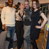 WWW.ENTSIMAGES.COM -        Carlton Gayle, Aisleyne Horgan Wallace, Lewis-Duncan Weedon and Eve- Yasmine Saoud-Easton at         Fashion with Oui Friends in Harpenden Hertfordshire November 21st 2013                                           Photo Mobis Photos/OIC 0203 174 1069
