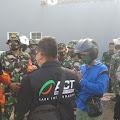 ACT Cianjur Berikan Bantuan Sembako Kepada Ponpes Al Madaroh Yang Ambruk