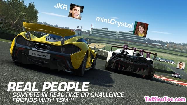Game đua xe cho iPhone
