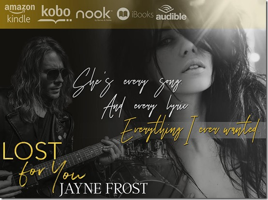 New Release: Lost for You (Sixth Street Bands #4) by Jayne Frost + Teaser | About That Story