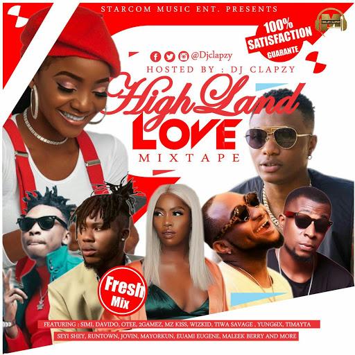 %255BUNSET%255D - MIXTAPE: DJ Clapzy – HighLand Love Mixtape