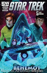 Star Trek Ongoing 02 Ed.Axelorius