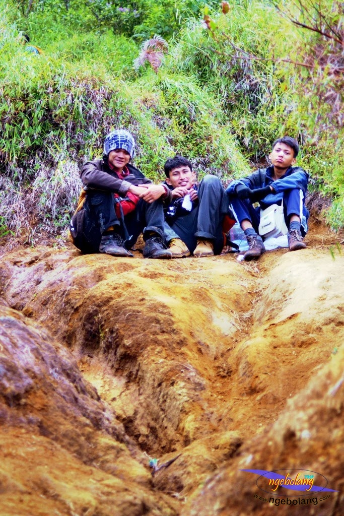 ngebolang gunung sumbing 1-4 agustus 2014 nik 25