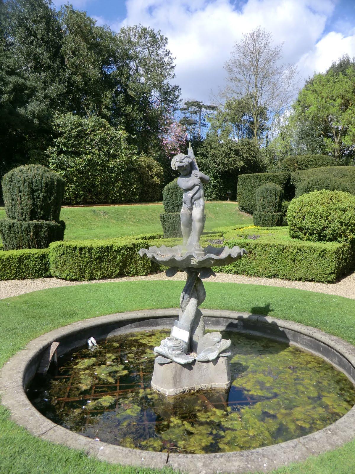CIMG9775 Walled Garden, Bridge End Garden