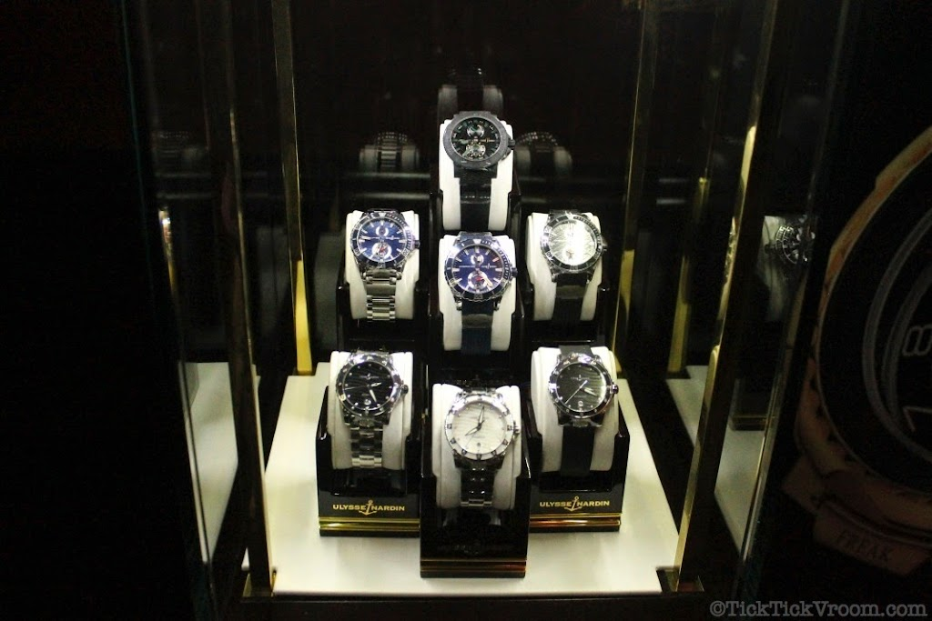 Ulysse Nardin Boca Raton Boutique Capital Grille Dinner 8600