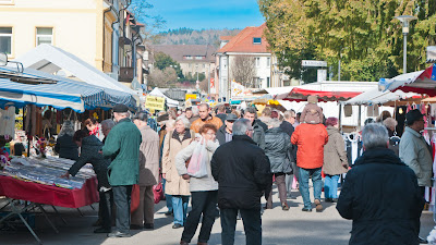 Jahrmarkt in Bad Säckingen