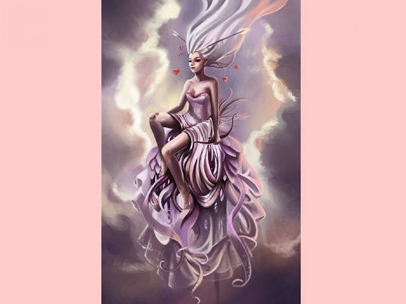 Sylph Of Air Waves, Magic And Spells