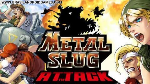 METAL SLUG ATTACK APK MOD