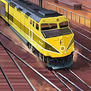 Train Station - Real Trains on Rails