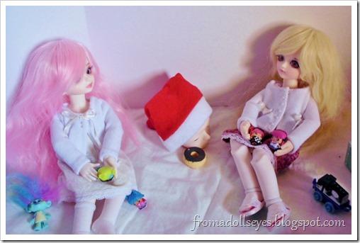 Dolls and blind bag toys. My Mini Mixie Qs