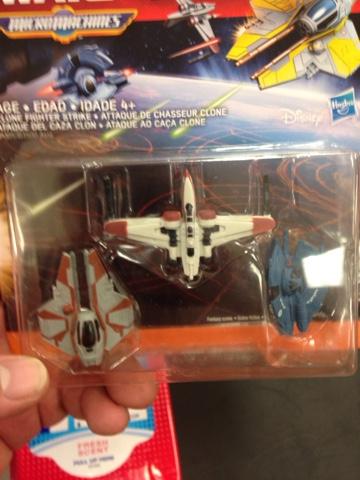 My Space Ship Micro Machine Collection Star Trek Star