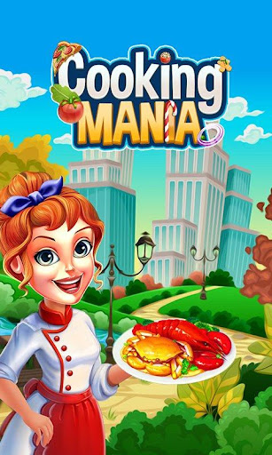 Cooking Mania - Restaurant Tycoon Game 2.7 screenshots 1