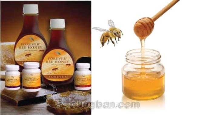 Mật ong nguyên chất Forever Bee Honey mã số 025