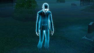призраки симс 3