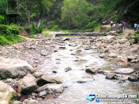 ¿Dónde nace el río Lempa?