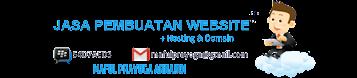 Jasa Pembuatan Website, Web Aplikasi, Order Domain dan Hosting