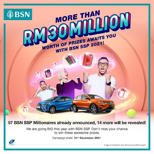 Saving starts young with BSNSSP