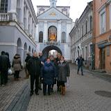 Odwiedziny Wileńskiej Wspólnoty
