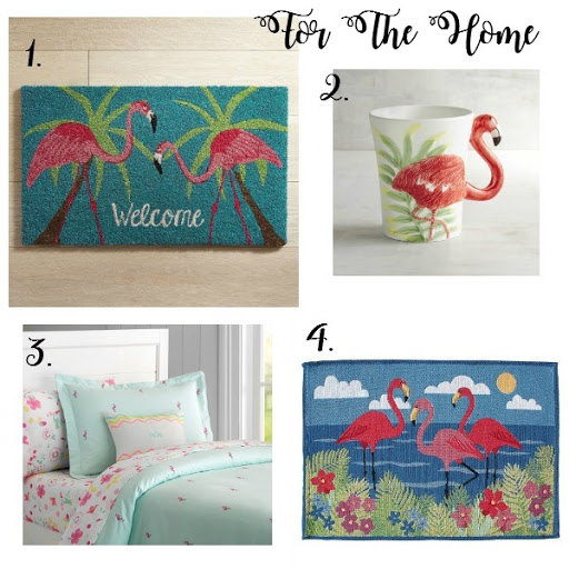 Flamingos for the Home