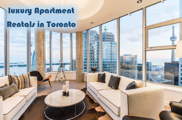 luxury apartment rentals in Down Town Toronto- How to find and how to book