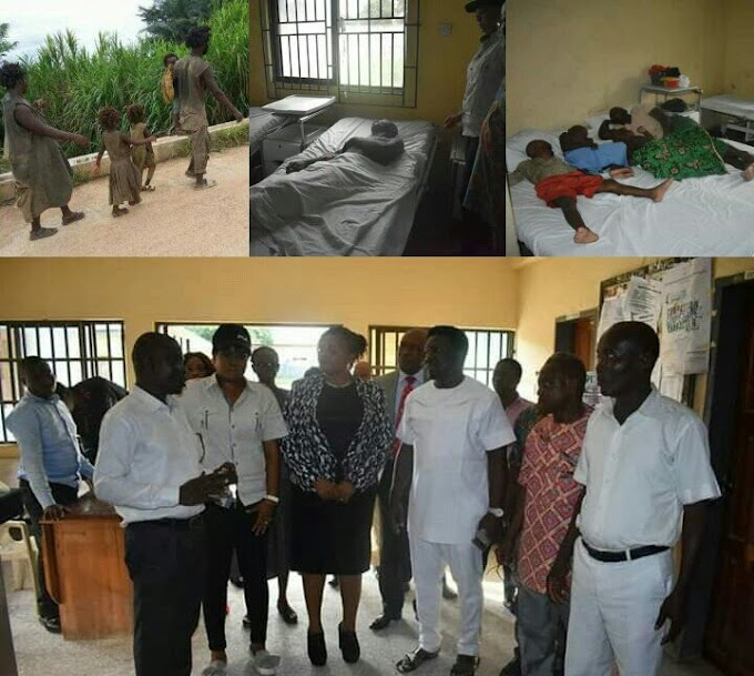 Cross river Government praised for facilitating  timely rescue of Ben Ogar's family.