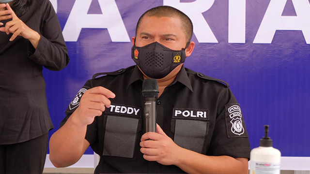 Rumah Ketua PW NU Riau Diteror, Dicoret 'Urus Agama Saja'