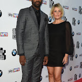OIC - ENTSIMAGES.COM - Nicholas Pinnock and Mika Simmons at the South Bank Sky Arts Awards in London 7th June 2015 Photo Mobis Photos/OIC 0203 174 1069