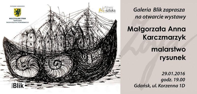 Małgorzara Anna Karczmarzyk - plakat
