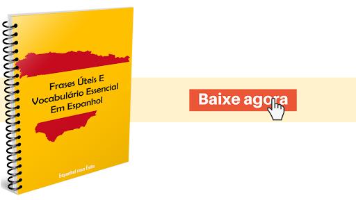 Quer Aprender Espanhol? E-book Grátis ⬇⬇⬇
