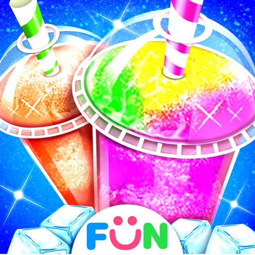 Unicorn Slushy Maker – Ice Slush Magic Games Icon