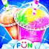 Unicorn Slush Maker – Ice Slush Magic Games