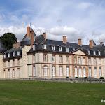 Château de Malesherbes : façades sud