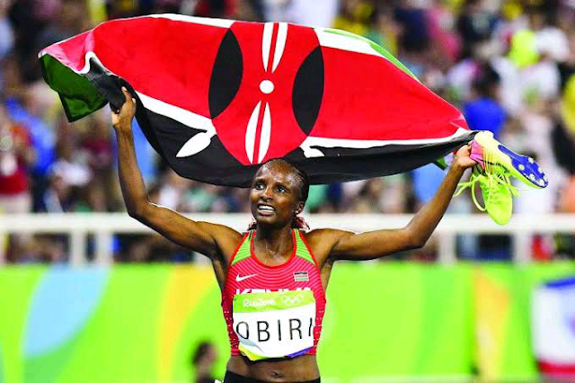 Tokyo olympic action live on KTN photo
