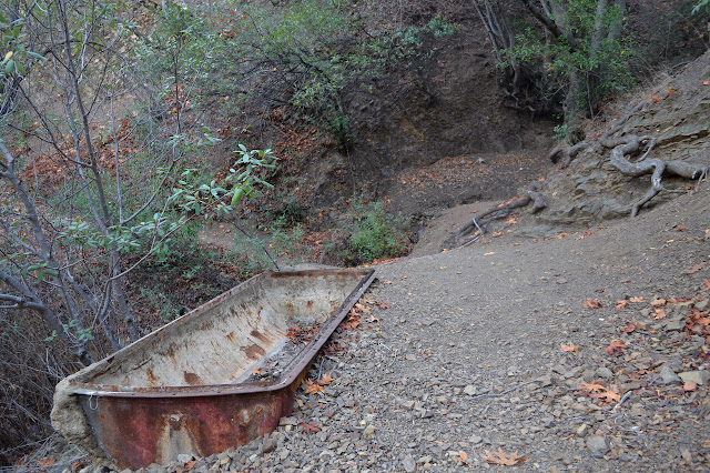 Gridley Spring area