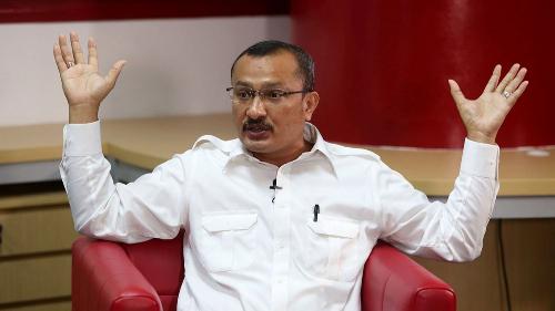 Ferdinand Marah ke Cak Nun: Belum Tentu Kau Lebih Beriman dari Megawati...
