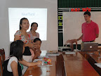 Trung tâm Ngoại ngữ Tin học - Chặng đường 2009 – 2014 và định hướng đến năm 2020