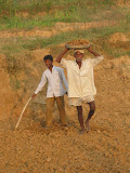 Levelling a field