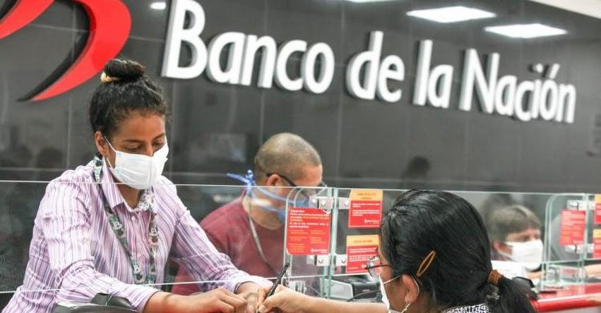 BANCO DE LA NACIÓN: Agencias atenderán al público el lunes 11 de octubre