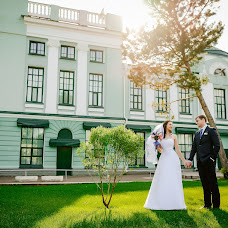 Wedding photographer Elena Kuzina (lkuzina). Photo of 16.10.2017