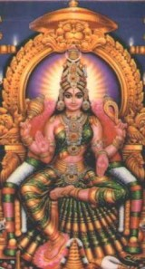 Bhuvanesvari, Gods And Goddesses 4