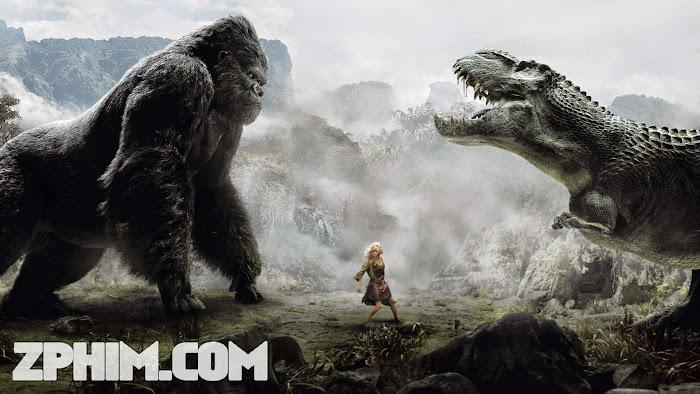 Ảnh trong phim King Kong Và Người Đẹp - King Kong 1