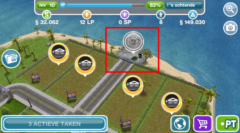 how to find artifacts sims freeplay