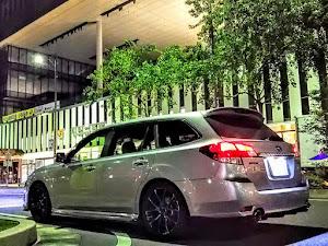 レガシィツーリングワゴン  2.5GT S package  BR9-A型のカスタム事例画像 KUNI. さんの2018年11月01日05:22の投稿