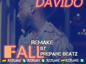 Davido – Fall Remake Beat By Prepare