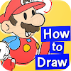 How to draw Mariko
