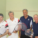2012 State 60's Doubles: Champions - Malcolm Davidson & Tom Poor; Finalists - John Brazilian & Lenny Bernheimer