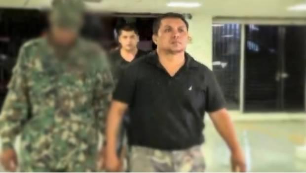 Miguel Angel Treviño Morales El Z-40 con privilegios en penal de BuenaVista, Michoacán a cambio de balones, juegos de ajedrez y dominós a los demás reos