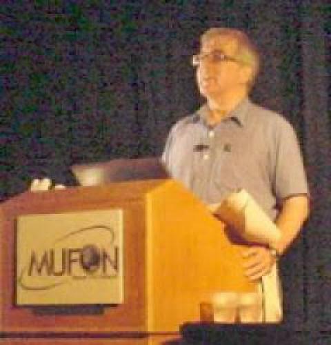 Chris Rutkowski A Ufo Researcher In Canada