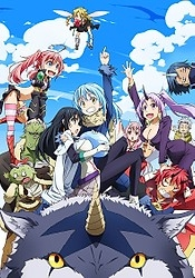 Tensei Shitara Slime Datta Ken - That Time I Got Reincarnated as a Slime
